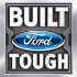 Built Ford Tough Warranty Logo