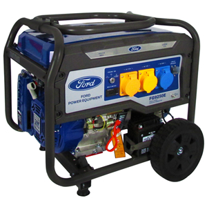 Ford FG9250E Q Series Electric Start Petrol Generator