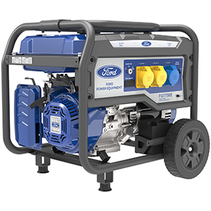 Ford FG7750E Q Series Electric Start Petrol Generator 5.5KW
